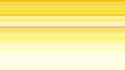 Yellow and White Horizontal Stripes Background