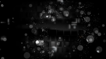 Abstract Black Lights Background Image