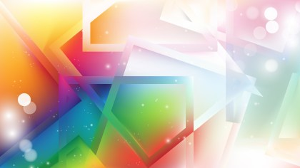Abstract Colorful Blur Lights Background Vector
