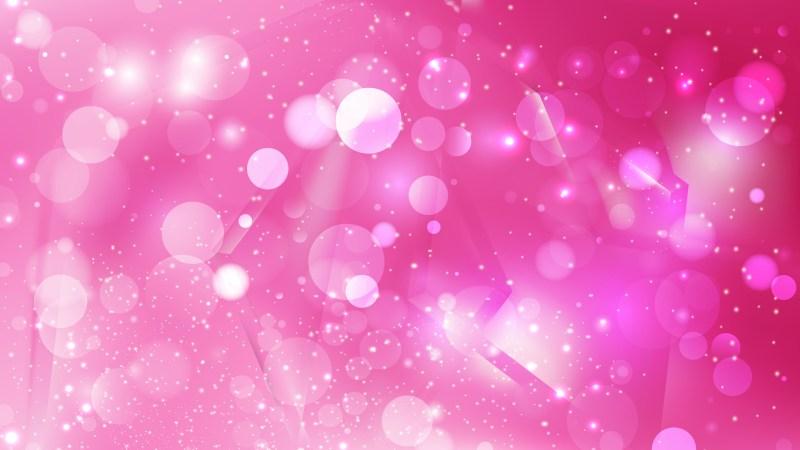 Abstract Pink Defocused Background Design