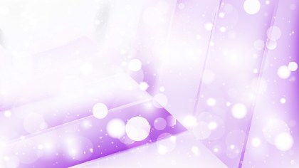 Abstract Purple and White Blur Lights Background Image