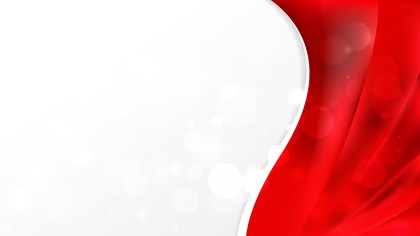 Abstract Bright Red Business Background