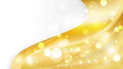 Gold Business Background Template