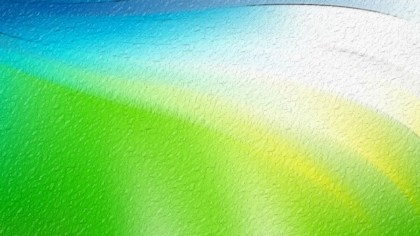 Abstract Blue and Green Texture Background Image