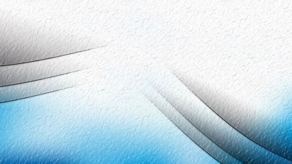 Abstract Blue and White Texture Background