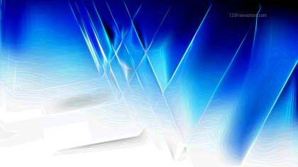 Blue Black and White Abstract Texture Background Design
