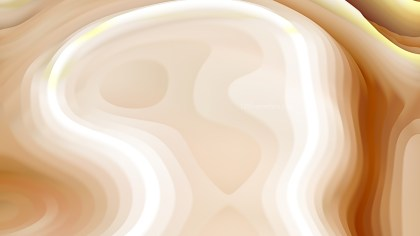 Brown and White Abstract Texture Background Design