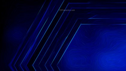 Cool Blue Abstract Texture Background