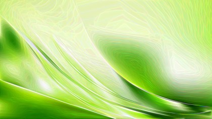 Green and White Abstract Texture Background