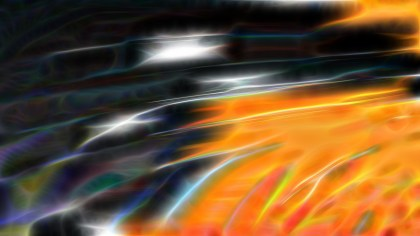 Orange and Black Abstract Texture Background Image