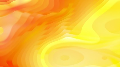 Orange and Yellow Abstract Texture Background