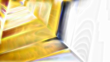 White and Gold Abstract Texture Background