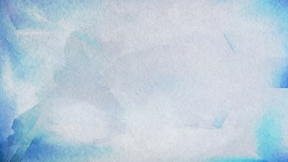 Blue and Grey Distressed Watercolour Background Image