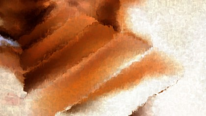 Brown and White Distressed Watercolor Background