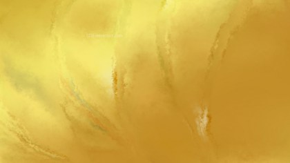 Gold Watercolour Grunge Texture Background