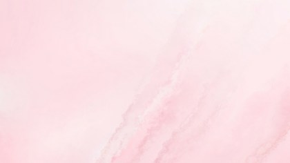 Light Pink Watercolour Background Image