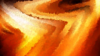 Orange and White Grunge Watercolour Texture