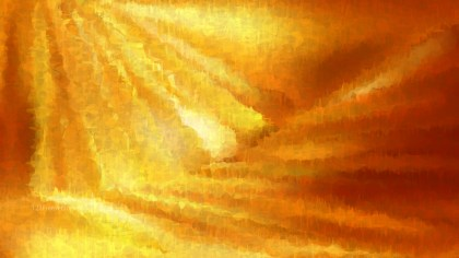 Orange and Yellow Watercolor Texture