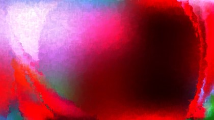 Red and Purple Aquarelle Background Image