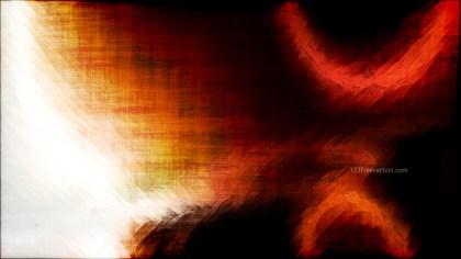Abstract Orange Black and White Grunge Background Image