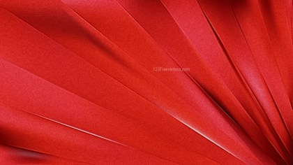 Bright Red Shiny Metal Texture Background
