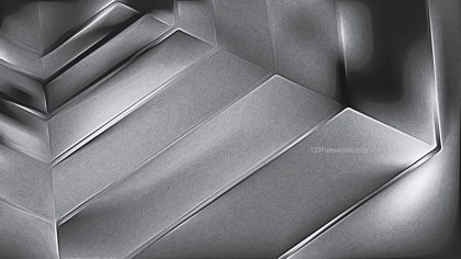 Cool Grey Shiny Metal Texture