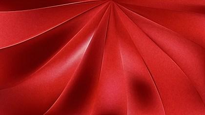 Red Shiny Metallic Background