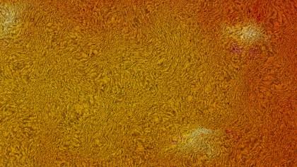 Orange Woolen Texture