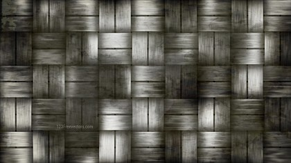Black and Grey Weave Texture Background