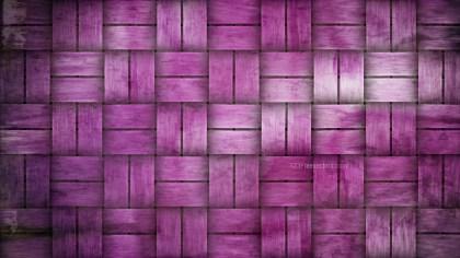 Dark Purple Weave Rattan Texture Background