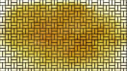 Orange and White Wicker Twill Weave Background Texture