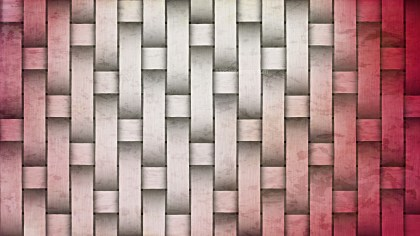 Pink and White Bamboo Background