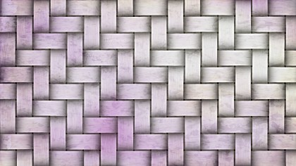 Purple and White Wicker Texture Background