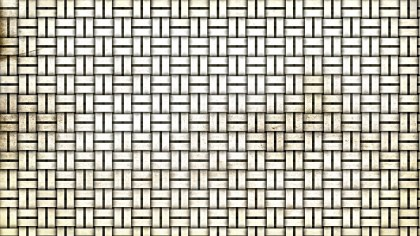 White Weave Texture Background