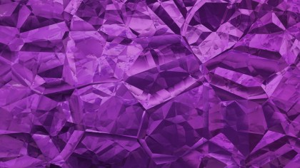 Dark Purple Abstract Crystal Background Image