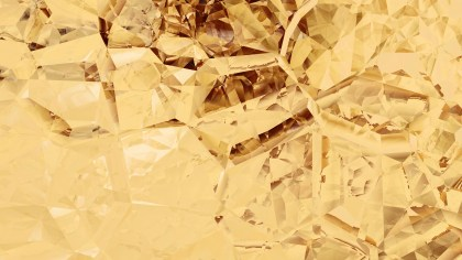Light Brown Abstract Crystal Background