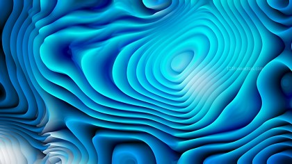 Dark Blue 3d Curved Lines Texture