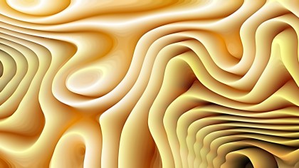 Abstract 3d Orange and White Curved Lines Ripple background