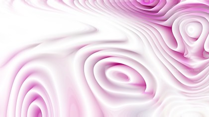 Abstract Pink and White Curved Lines Ripple Texture