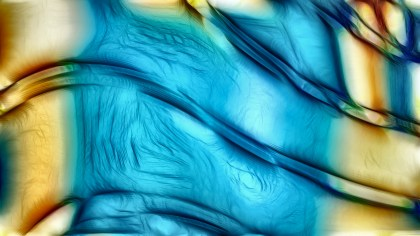 Blue and Gold Background Texture