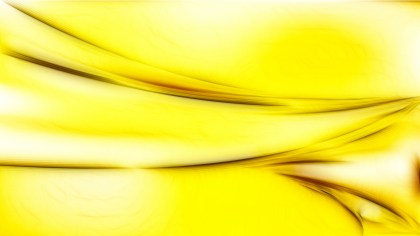 Bright Yellow Texture Background