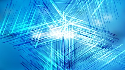 Blue and White Overlapping Lines Background