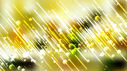 Abstract Green Yellow and White Diagonal Random Lines Background Illustration