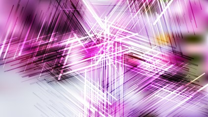 Purple and White Overlapping Lines Stripes Background Design
