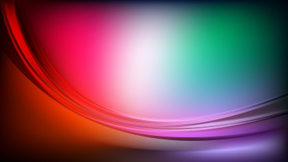 Abstract Cool Wavy Background