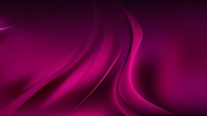 Abstract Cool Pink Wave Background
