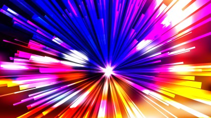 Abstract Dark Color Radial Explosion Background Vector Image
