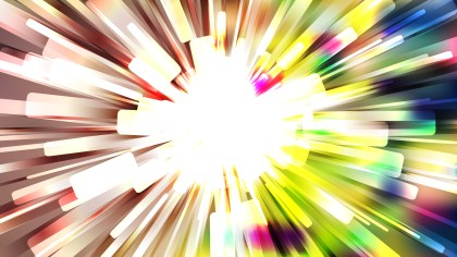 Abstract Dark Color Light Rays Background