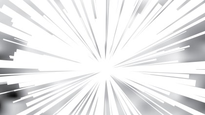 Abstract Grey and White Rays Background