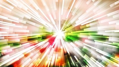 Abstract Light Color Radial Lights Background